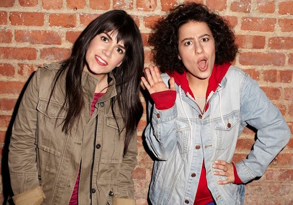 Abbi Jacobson and Illana Glazer of Broad City