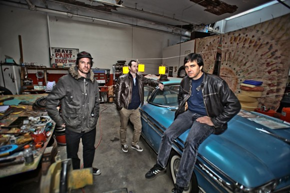 The Oblivians play Newby's this Saturday night. - JAMIE HARMON