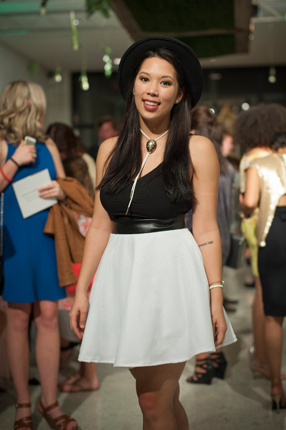 Zoe Vu, 2016 winner in the EMDP Singles Collection category