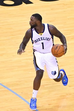 Lance Stephenson set a new career playoff high. - LARRY KUZNIEWSKI