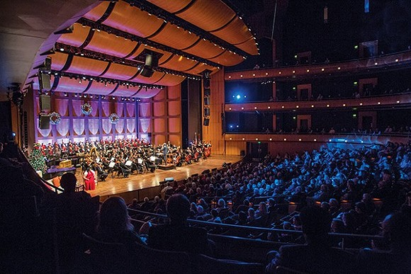 Holiday Pops. - COURTESY OF THE MSO