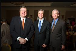 Mayors Strickland, Berke, Luttrell