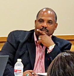 New SCDP chairman Michael Pope - JB