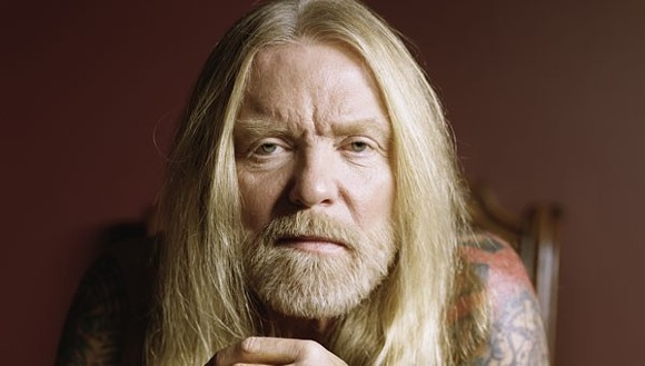 Gregg Allman plays the Memphis Botanic Garden this Sunday night.