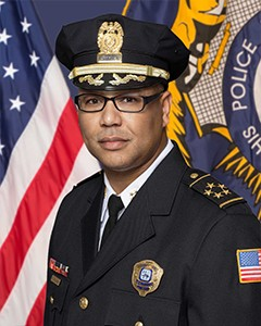 Memphis Police interim director Michael Rallings