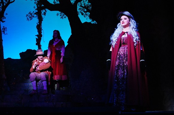 Into the Woods at Theatre Memphis