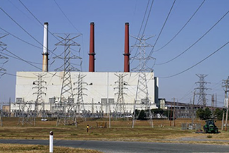 The TVA is replacing the Allen Fossil Plant with a new gas plant. - JUSTIN FOX BURKS