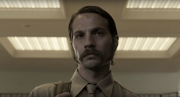 "Logan Marshall-Green as ""Mac"" Conway in Quarry"