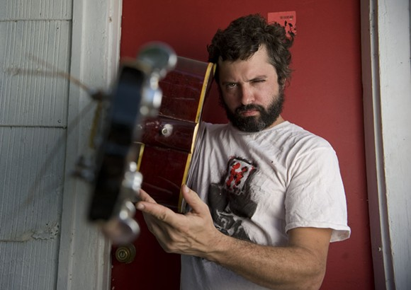 John Wesley Coleman plays the Harbor Town River Series on Saturday, November 5th.