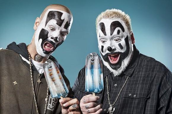 Insane Clown Posse play the Hi-Tone tonight.
