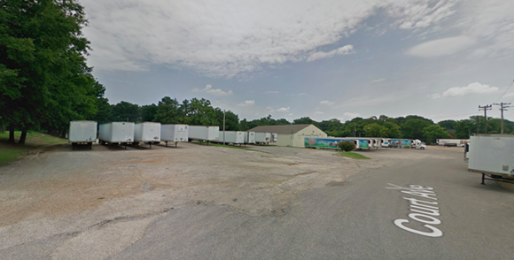 "The ""back lot"" at Prairie Farms. - GOOGLE"