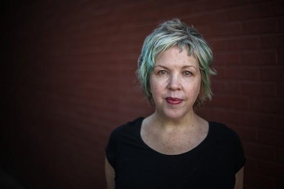 Filmmaker Laura Jean Hocking - JAMIE HARMON
