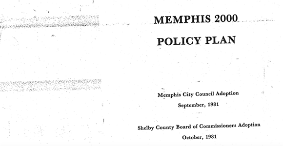 Planners Plan To Have A Plan Memphis 3 0 Will Map City 39 S