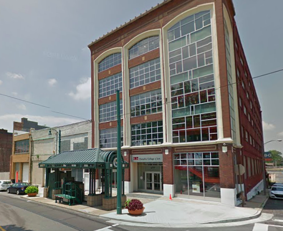 The former graduate school for the Memphis College of Art will soon become a boutique hotel.