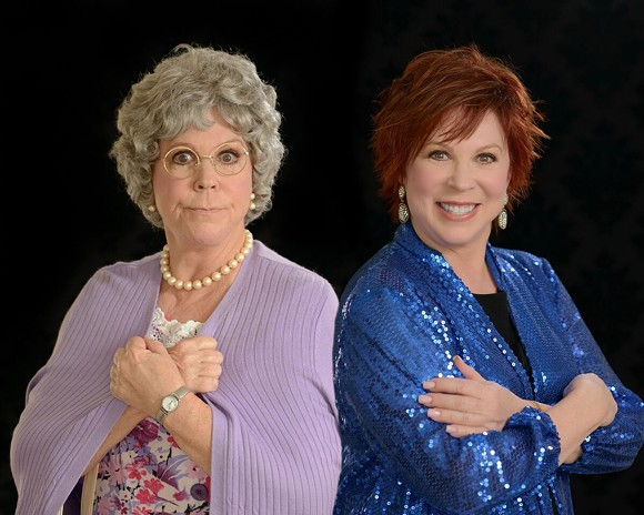 Mama and Vicki