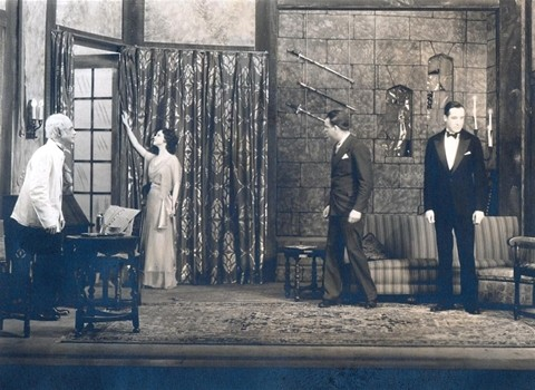 Children of the Moon, Theatre Memphis, 1932-33