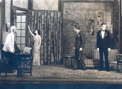 Children of the Moon, Theatre Memphis, 1932-33