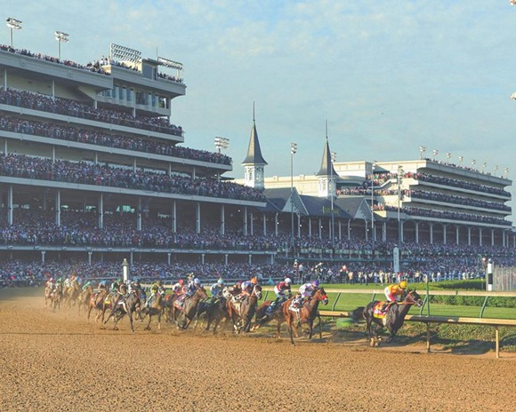 KENTUCKY DERBY, FACEBOOK
