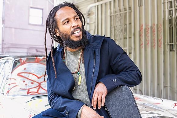 Ziggy Marley - GREGORY BOJORQUEZ