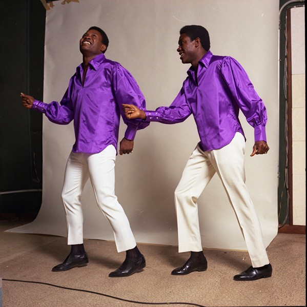 """Sam & Dave publicity photo, from """"Portraits in Soul"""" exhibit. - BILL CARRIER, API PHOTOGRAPHERS"""