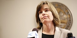 Shelby County District Attorney Amy Weirich. - JUSTIN FOX BURKS