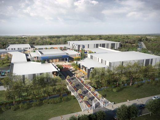 Rendering of the proposed $50 million event center at Graceland - ELVIS PRESLEY ENTERPRISES