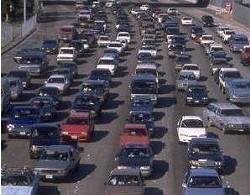 Talk about traffic!