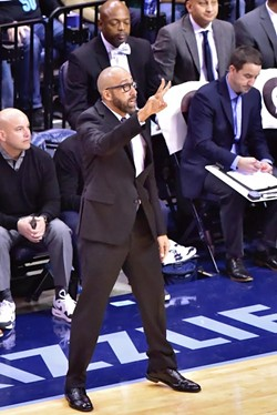 Fizdale has seemed as lost as the players at times, with a disjointed offensive look and strange lineup decisions. - LARRY KUZNIEWSKI