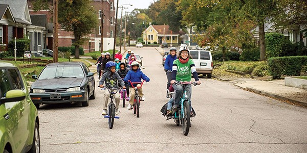 241343aa5ec The Big Jump: Making Bicycles a Part of Daily Life in Memphis ...