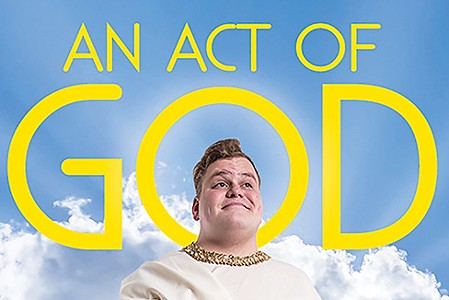 The Memphis Fringe begins, <I>An Act of God</i> at Theatre Memphis.