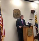 Strickland Asks For Trust On Banks' Shooting