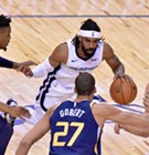 Grizzlies Lose First Home Game to Utah Jazz 96 - 88