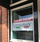 Little Italy Opening Downtown