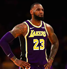 James and Lakers Blow Out Grizzlies, 111-88