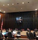 Council Resumes Business With Six Members