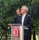 """Swiss Design Firm to Take on """"Brooks on the Bluff"""""""
