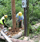 """MLGW: 85 Percent of Power Restored, Remaining Work Will be """"Tedious"""""""