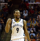 Grizzlies Hold Off Cleveland for Seventh Straight Victory