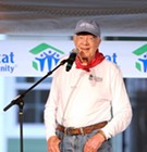President Jimmy Carter Discusses His Work with Habitat