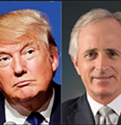 Bob Corker Has Tiny Feet And It's Funny When He Stamps Them