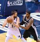 Game 5: Spurs 116, Grizzlies 103: Home Cooking