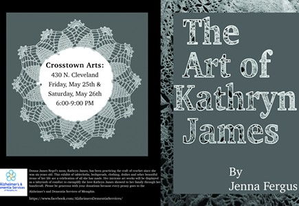"Artist reception for ""The Art of Kathryn James"""