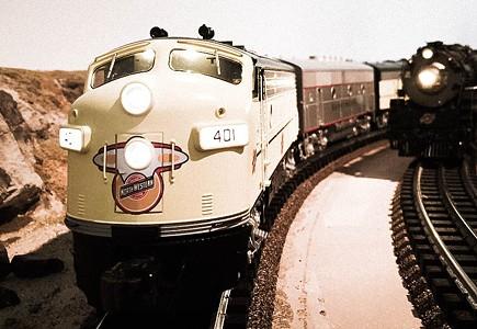 Train Collectors Association Casey Jones Chapter Model Train Show and Sale
