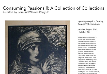 """Opening reception for """"Consuming Passions II: A Collection of Images"""""""