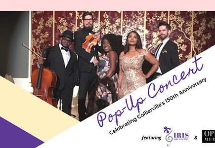Iris Orchestra and Opera Memphis Pop Up Concert