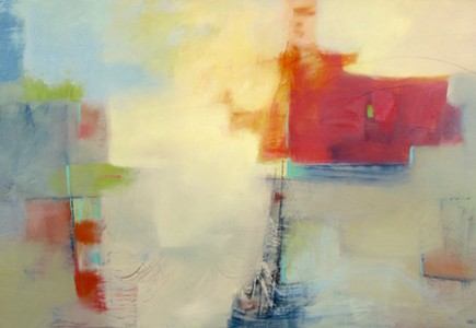 Artist reception for Holiday Group Exhibition