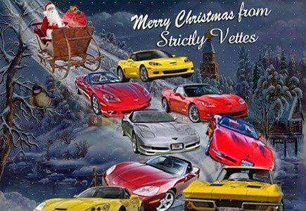 Strictly Vettes of Memphis Christmas Party
