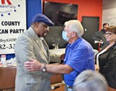 Defrocked Democrat John Deberry Stars at GOP Event