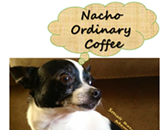 Nacho Ordinary Coffee, etc.