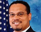Rep. Ellison, Frontrunner in DNC Race, to be Honored Here